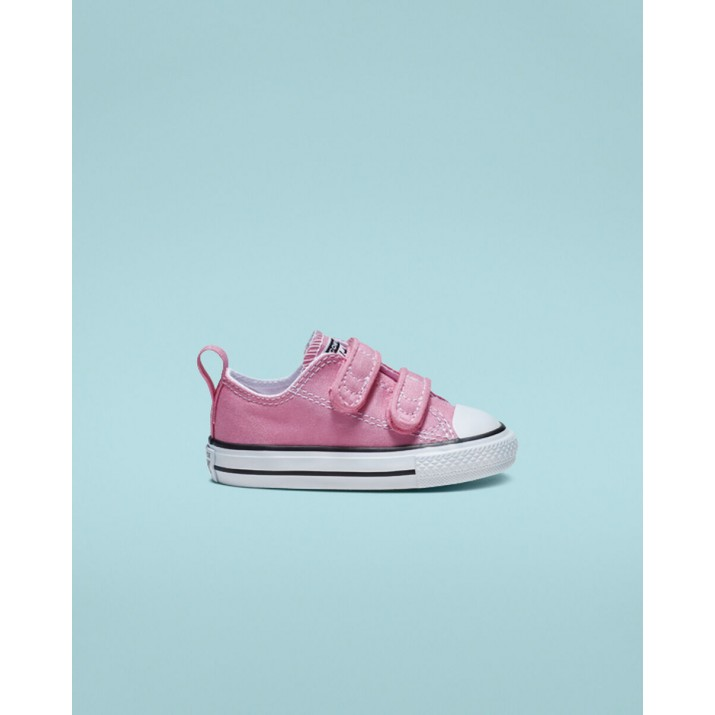 Kids Converse Chuck Taylor All Star Shoes Pink 709447F