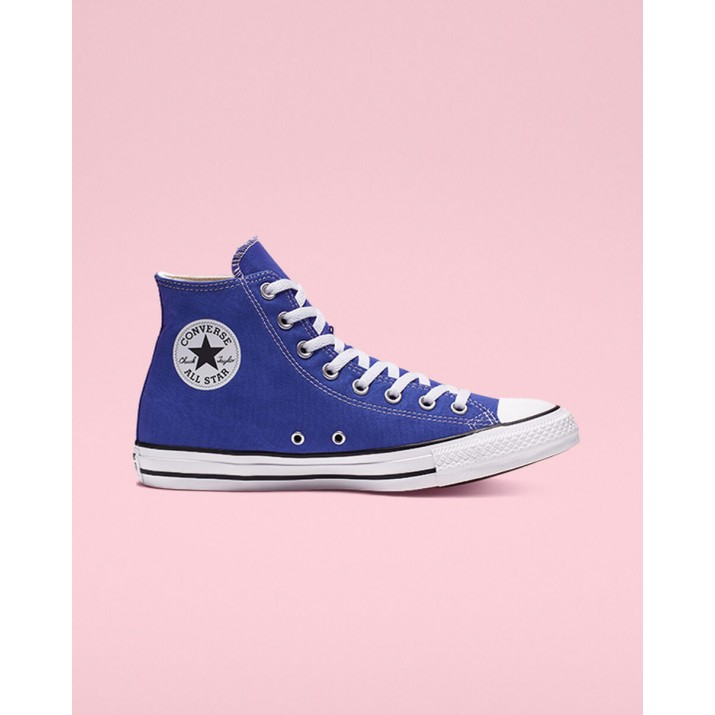 Womens Converse Chuck Taylor All Star Shoes Royal 164934F