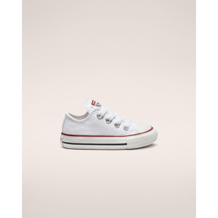 Kids Converse Chuck Taylor All Star Shoes White 7J256