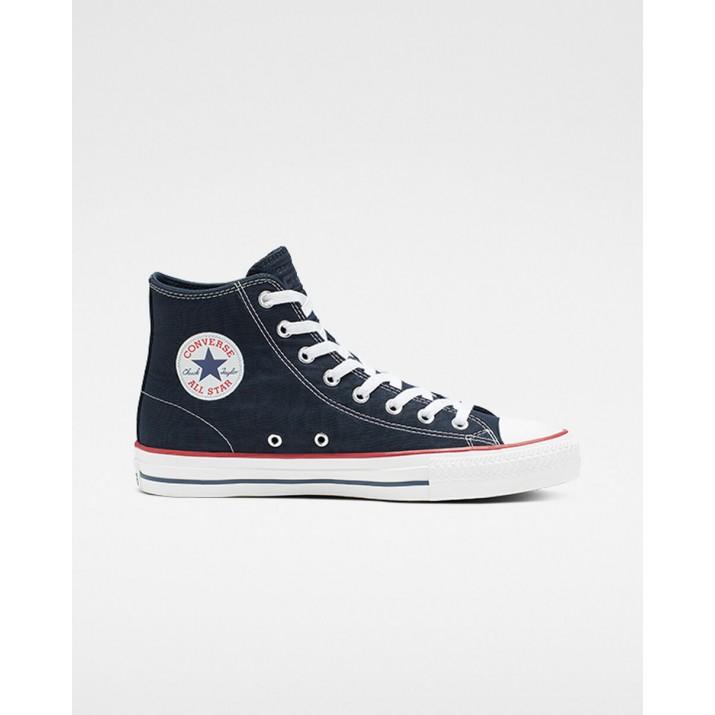 Converse Ctas Pro Damen Schuhe Schwarz/Weiß/Rot 165338C