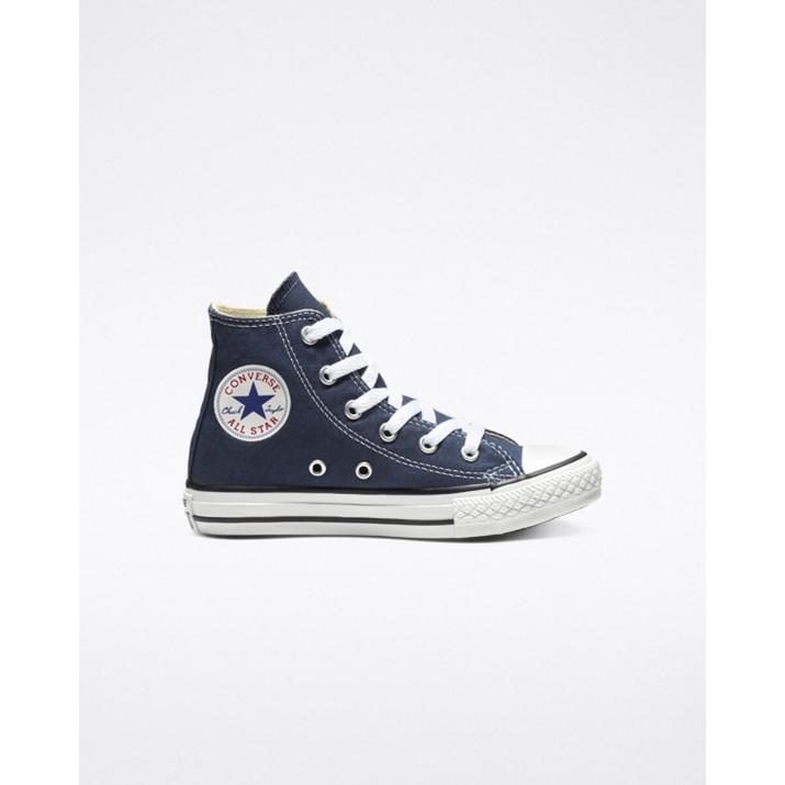 Converse Chuck Taylor All Star Kinder Schuhe Navy 3J233