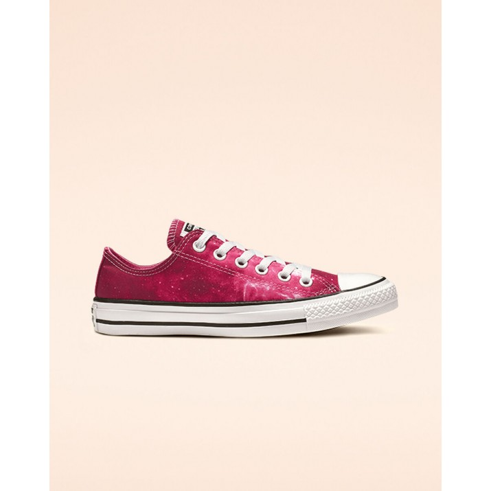 Womens Converse Chuck Taylor All Star Shoes Dark Burgundy/Pink/White 565210F