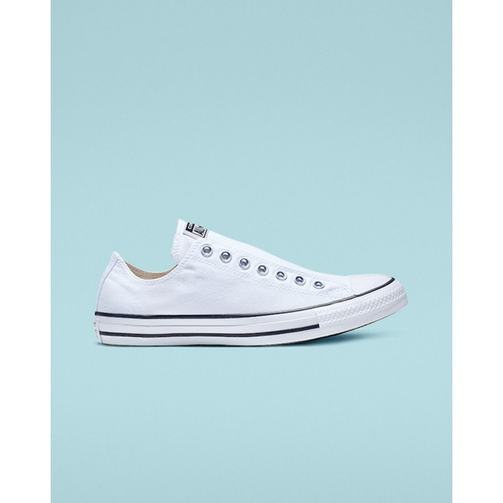 Womens Converse Chuck Taylor All Star Shoes White/Black/White 164301F