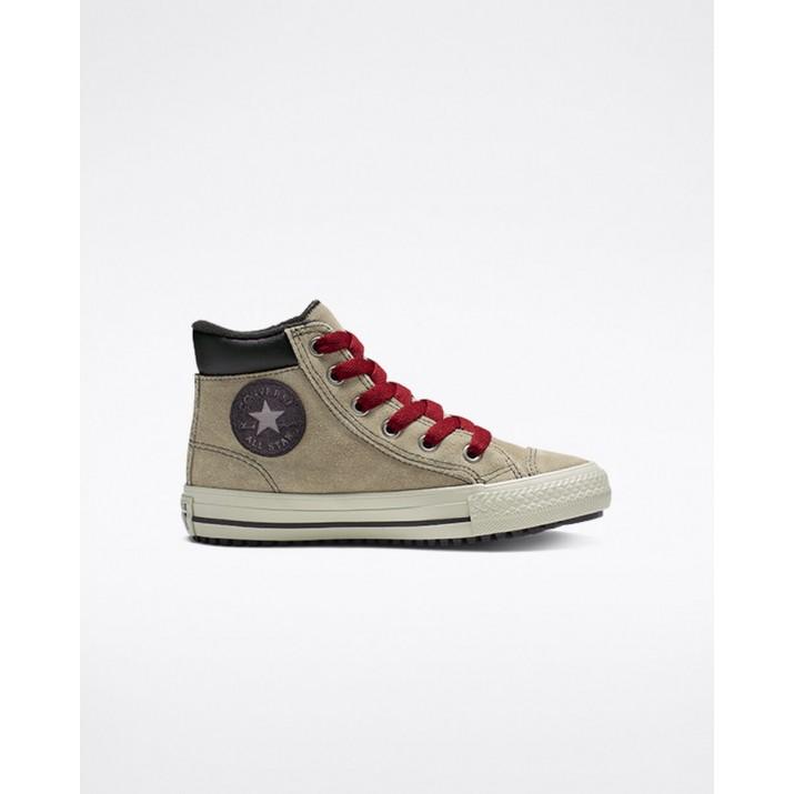 Sapatilhas Converse Chuck Taylor All Star Criança Vermelhas Escuro 665162C