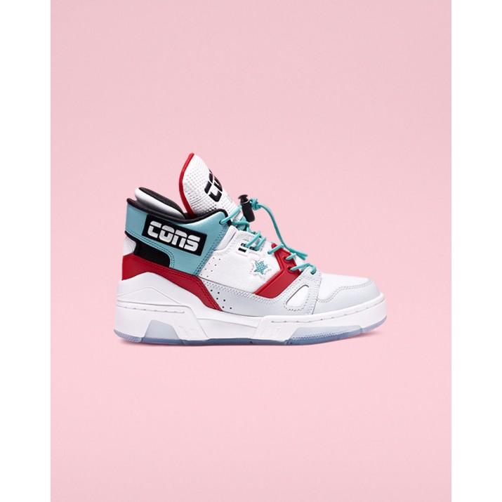 Converse Erx 260 Kinder Schuhe Weiß/Grün/Rot 265218C