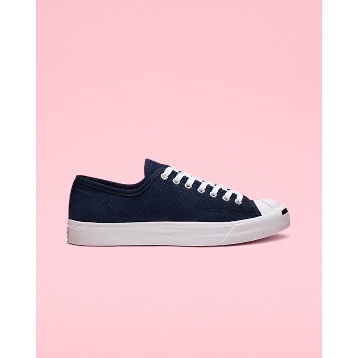 Womens Converse Jack Purcell Shoes Obsidian/White/Black 165009C