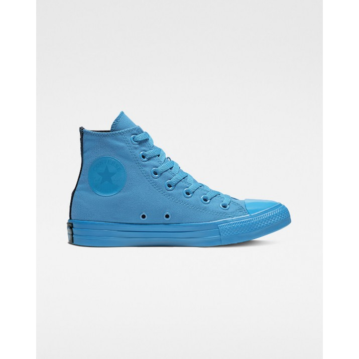 converse all star mujer azul