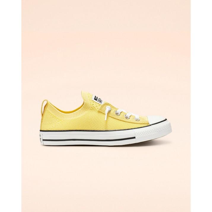 Sapatilhas Converse Chuck Taylor All Star Mulher Amarelas/Branco/Pretas 565488F
