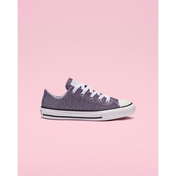 Converse Chuck Taylor All Star Kinder Schuhe Platin/Silber/Weiß 665100F