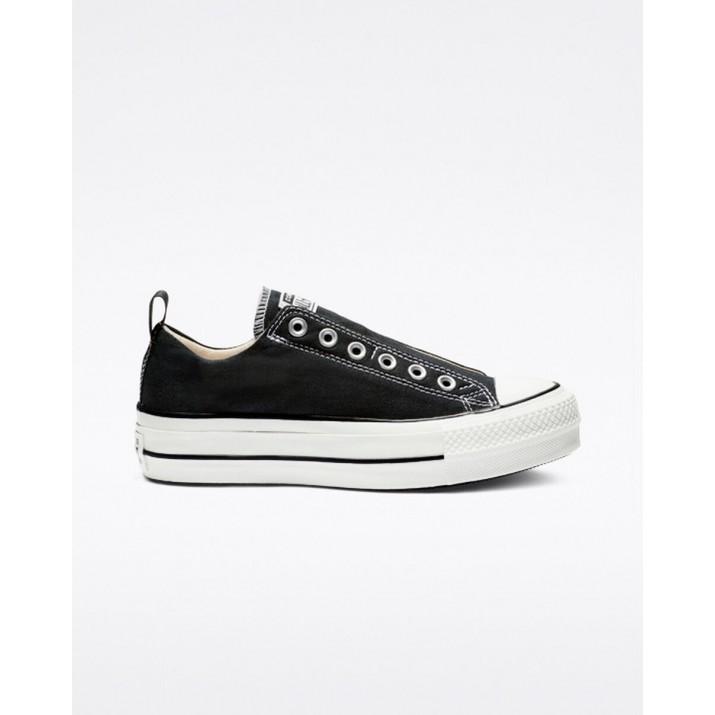 zapatillas all star mujer negras