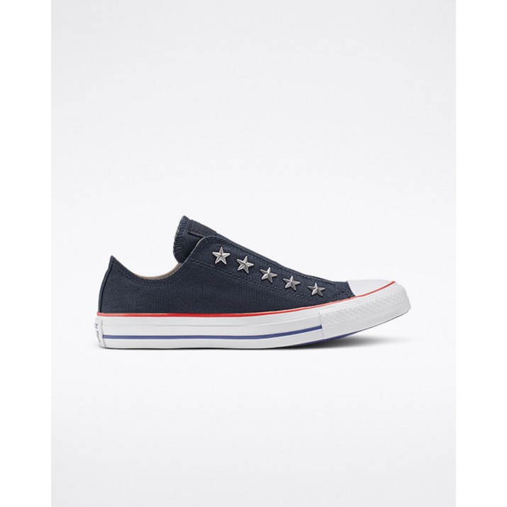 Womens Converse Chuck Taylor All Star Shoes Obsidian/Red 564972C
