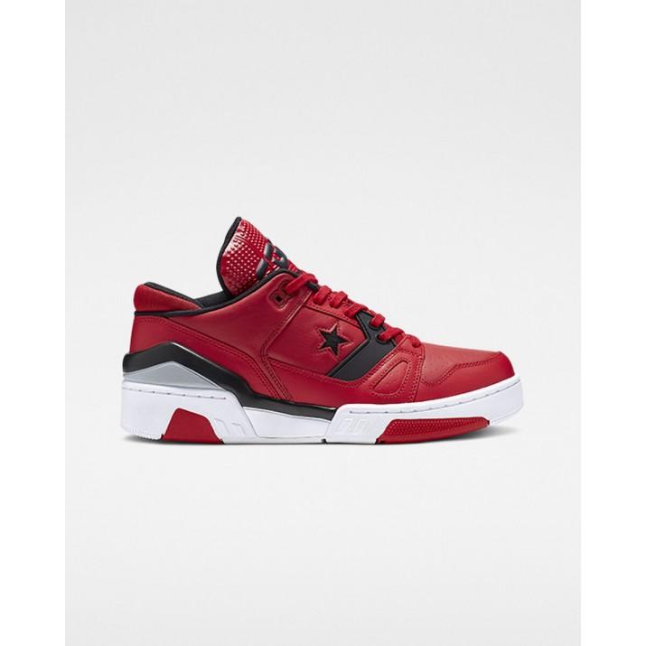 Mens Converse Erx 260 Shoes Red/Black/White 165043C