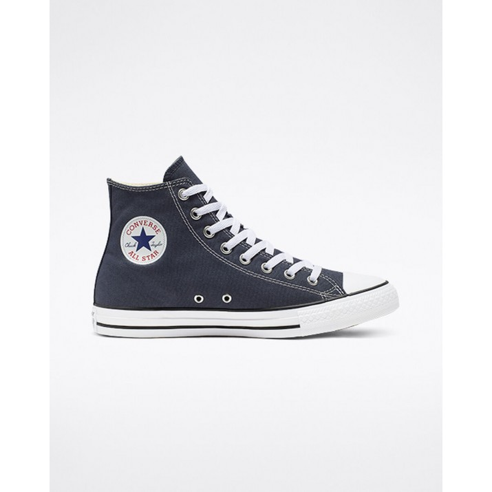 Womens Converse Chuck Taylor All Star Shoes Navy M9622