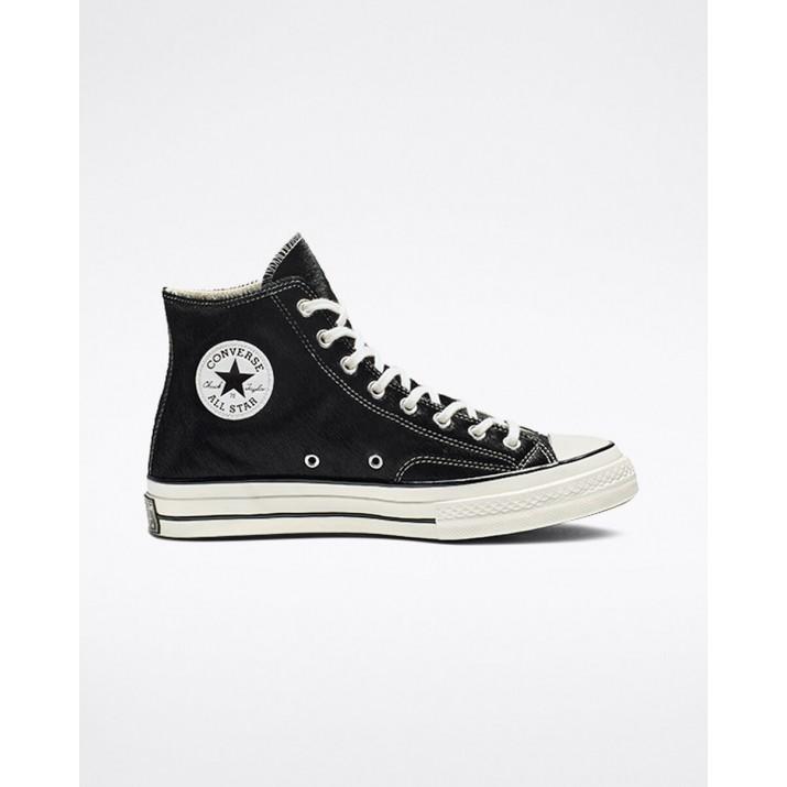 Mens Converse Chuck 70 Shoes Black 164588C