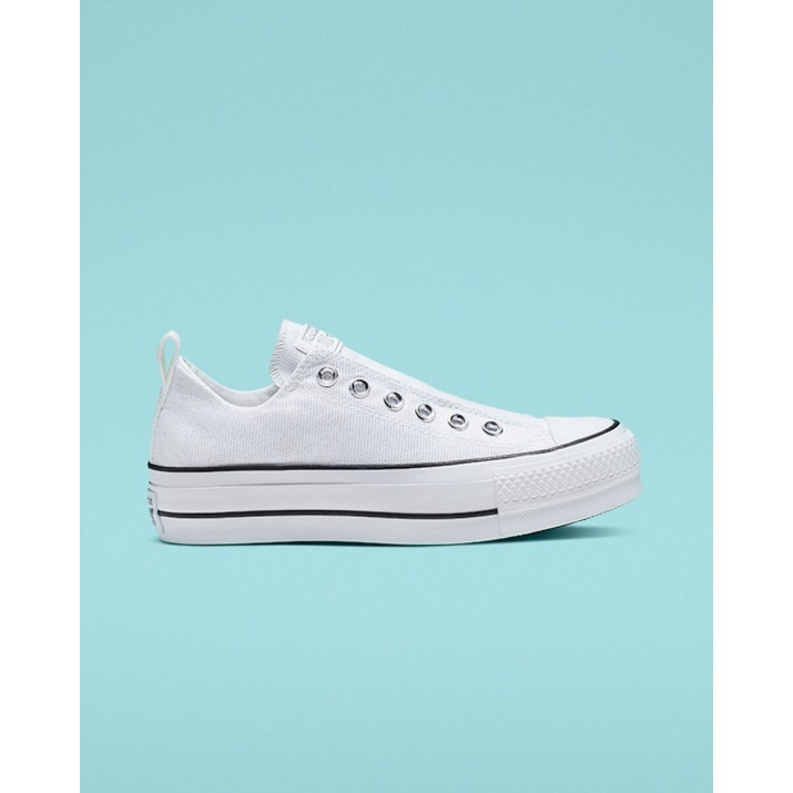 Womens Converse Chuck Taylor All Star Shoes White/Black 565241C