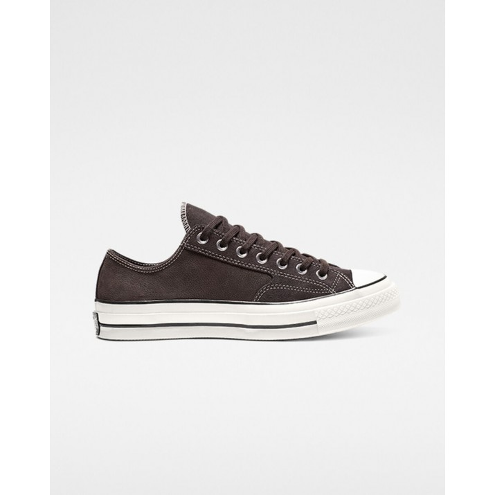 Womens Converse Chuck 70 Shoes Brown/Black 164942C