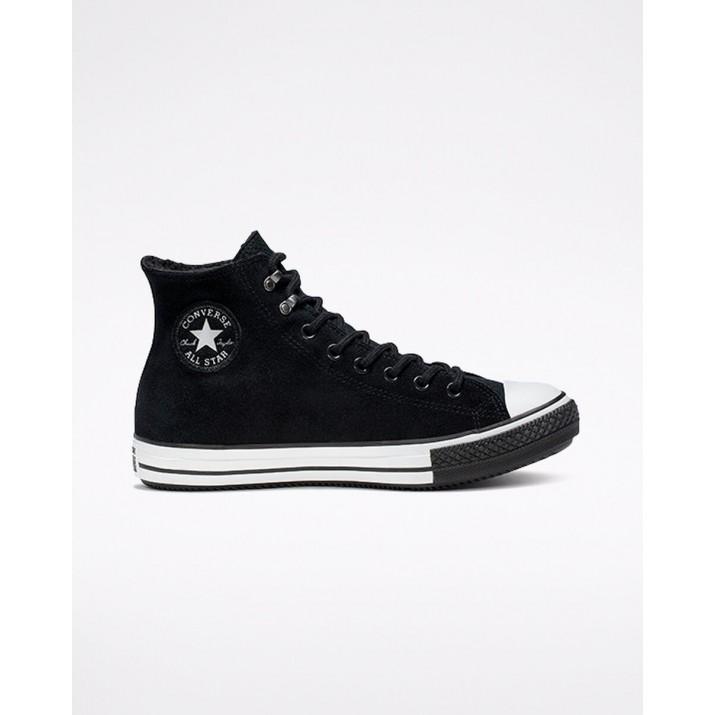 Zapatillas Converse Chuck Taylor All Star Mujer Negras/Blancas/Negras 165451C
