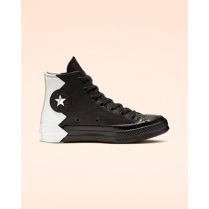 Womens Converse Chuck 70 Shoes Black/White 564968C