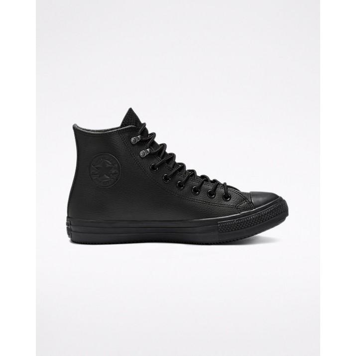 Mens Converse Chuck Taylor All Star Shoes Black/Black 164923C