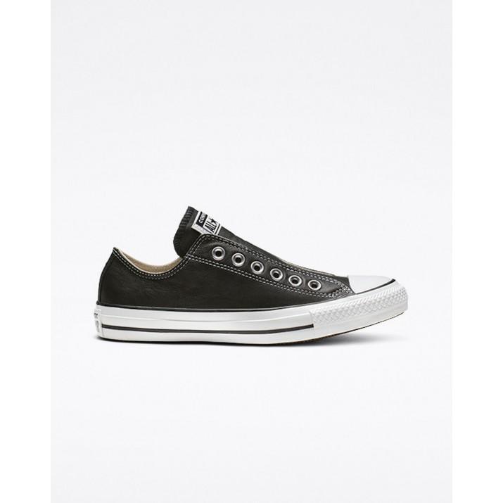 Womens Converse Chuck Taylor All Star Shoes Black/White/Black 164976C