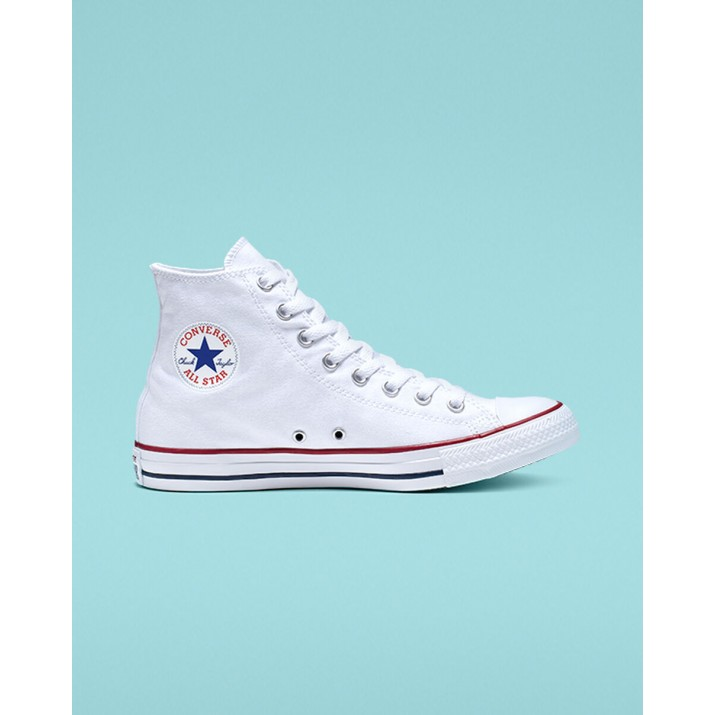 Womens Converse Chuck Taylor All Star Shoes White M7650