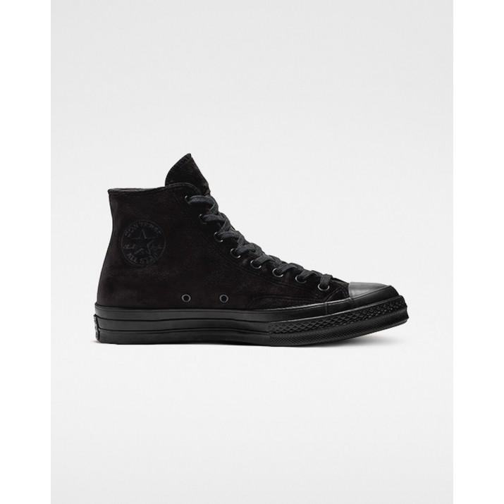 Mens Converse Chuck 70 Shoes Black/Black 165170C
