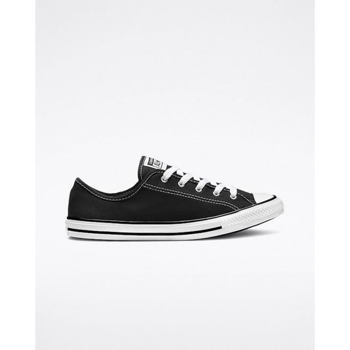 Womens Converse Chuck Taylor All Star Shoes Black/White/Black 564982F