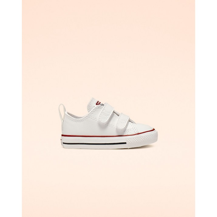 Kids Converse Chuck Taylor All Star Shoes White 748653C