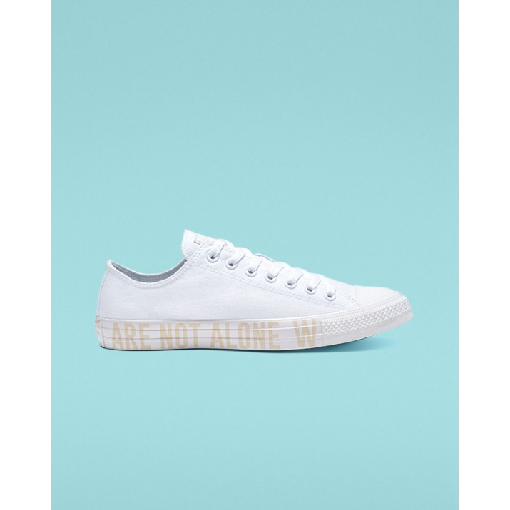 Womens Converse Chuck Taylor All Star Shoes White 165384F