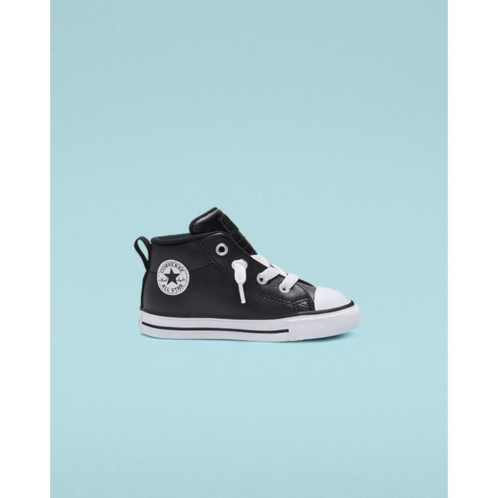 Converse Chuck Taylor All Star Kinder Schuhe Schwarz/Weiß 763836C