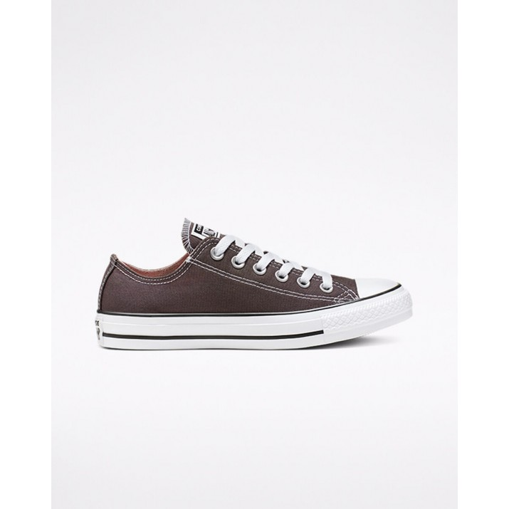 Womens Converse Chuck Taylor All Star Shoes Dark Brown 164297F