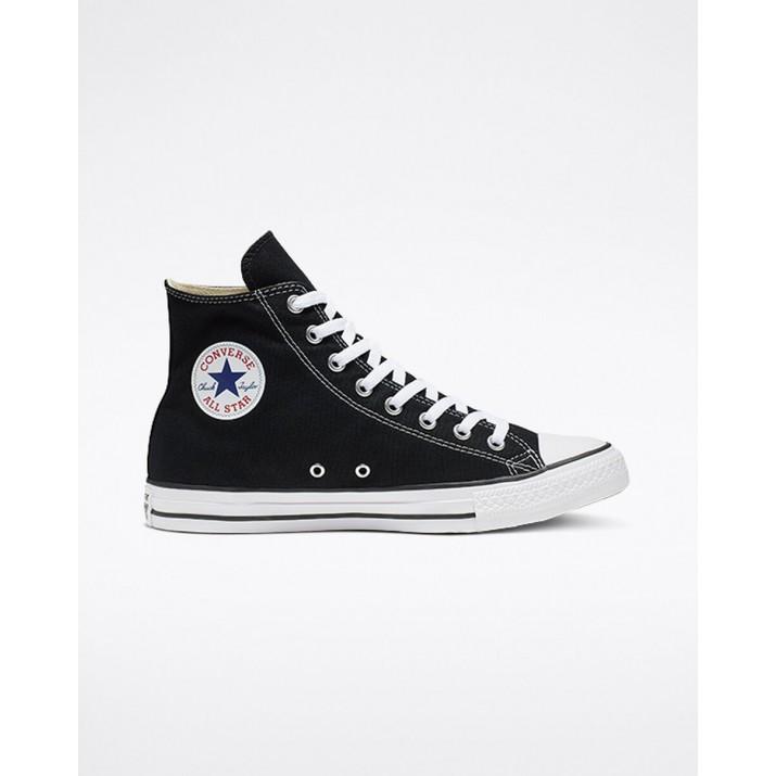 Womens Converse Chuck Taylor All Star Shoes Black M9160