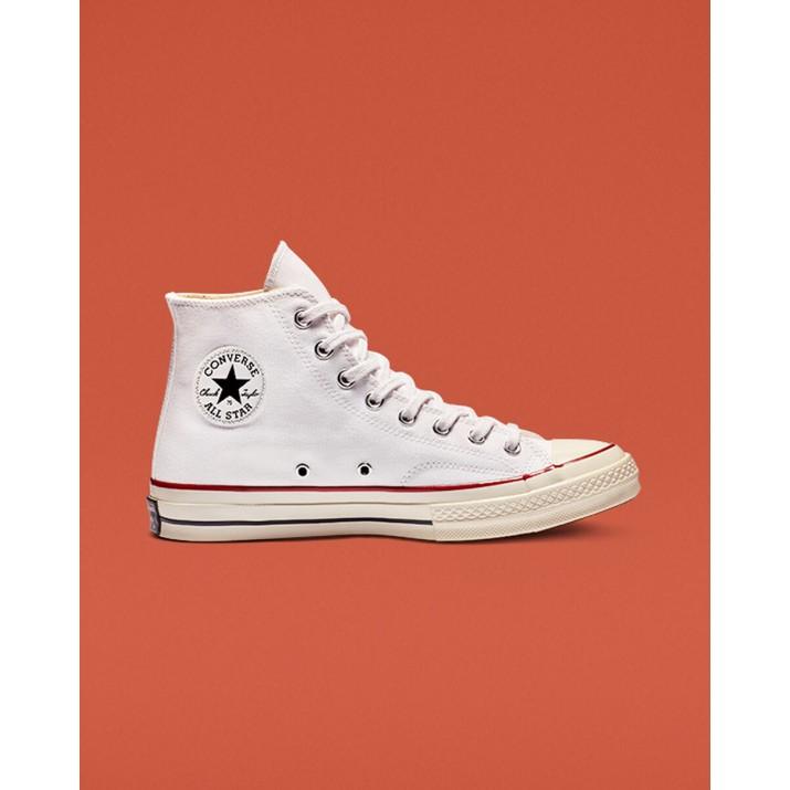 Zapatillas Converse Chuck 70 Mujer Blancas 162056C