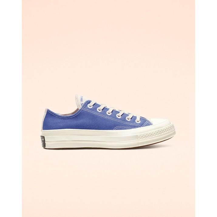 Mens Converse Chuck 70 Shoes Blue/Beige/Black 165422C