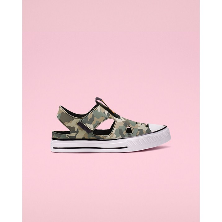 Kids Converse Chuck Taylor All Star Shoes Black 664450C