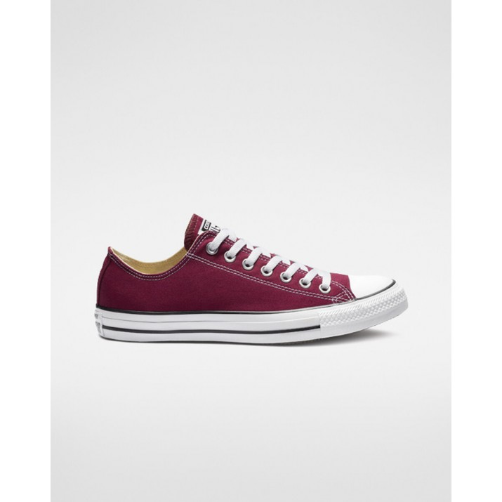 Womens Converse Chuck Taylor All Star Shoes Burgundy M9691