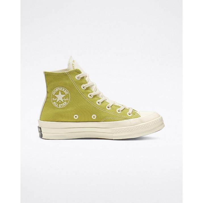 Mens Converse Chuck 70 Shoes Beige/Black 165421C