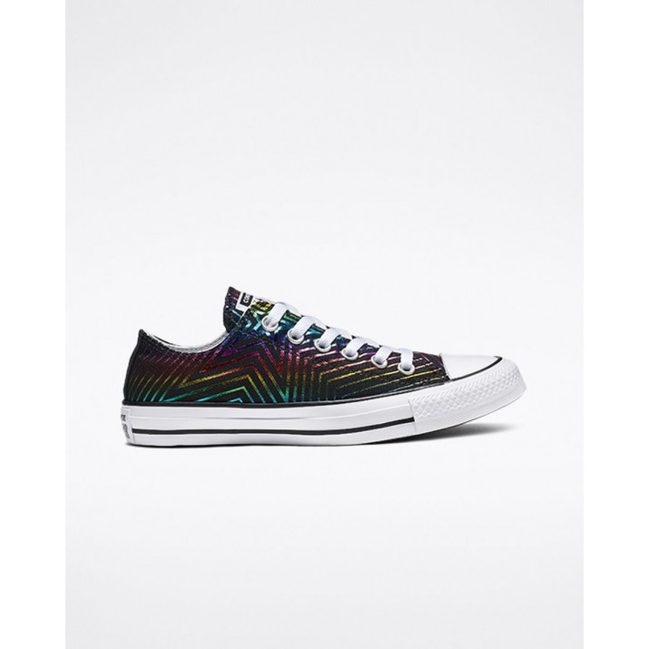 Womens Converse Chuck Taylor All Star Shoes Black/White/Black 565439F