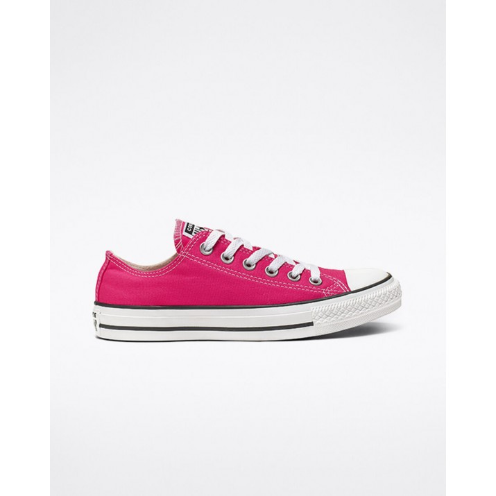 Mens Converse Chuck Taylor All Star Shoes Pink 164294F
